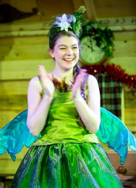 Simon's Magical Christmas Socks by Andrew McGregor - Photo by K Dundas