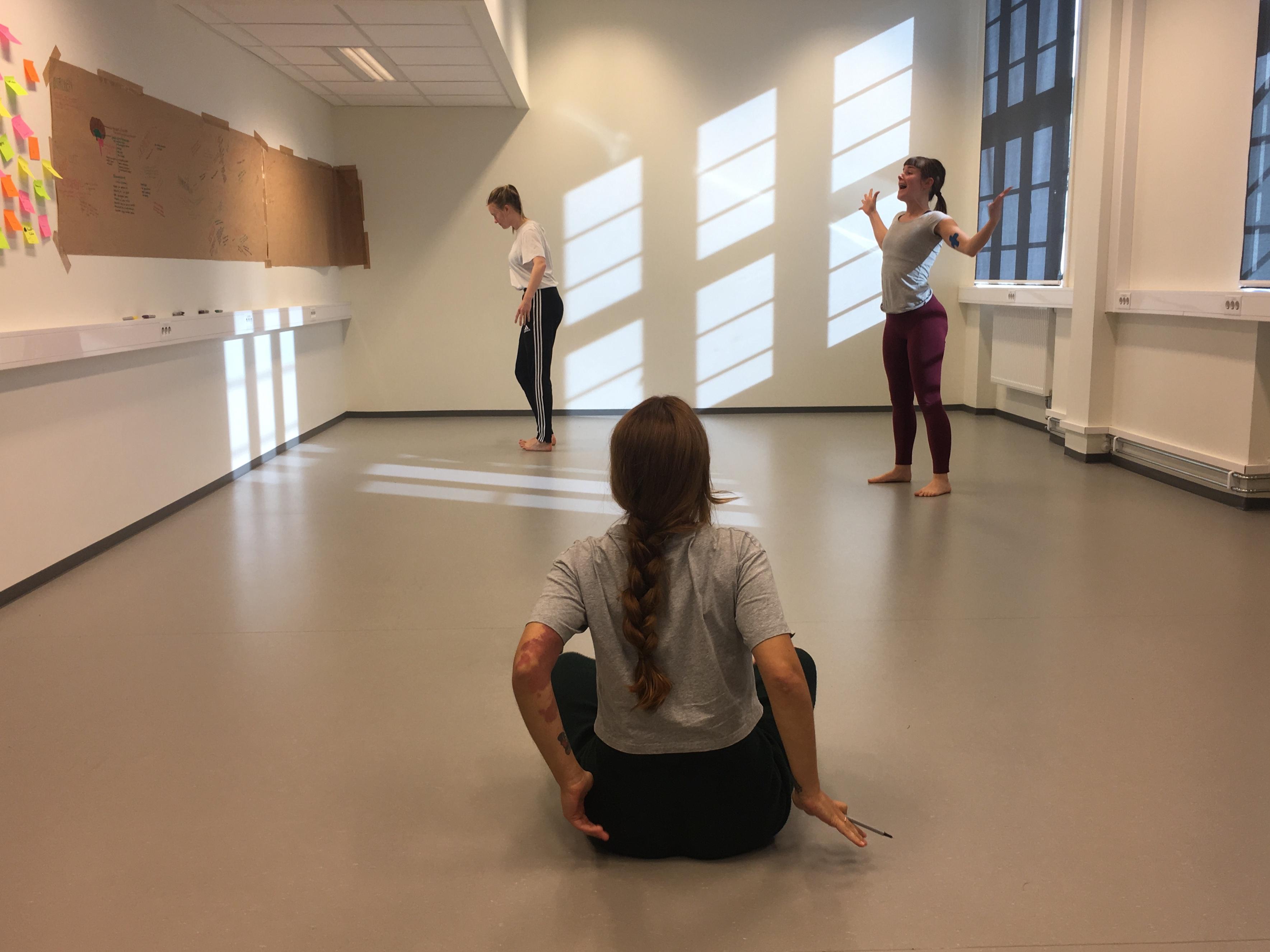 Rehearsal Room - NBW